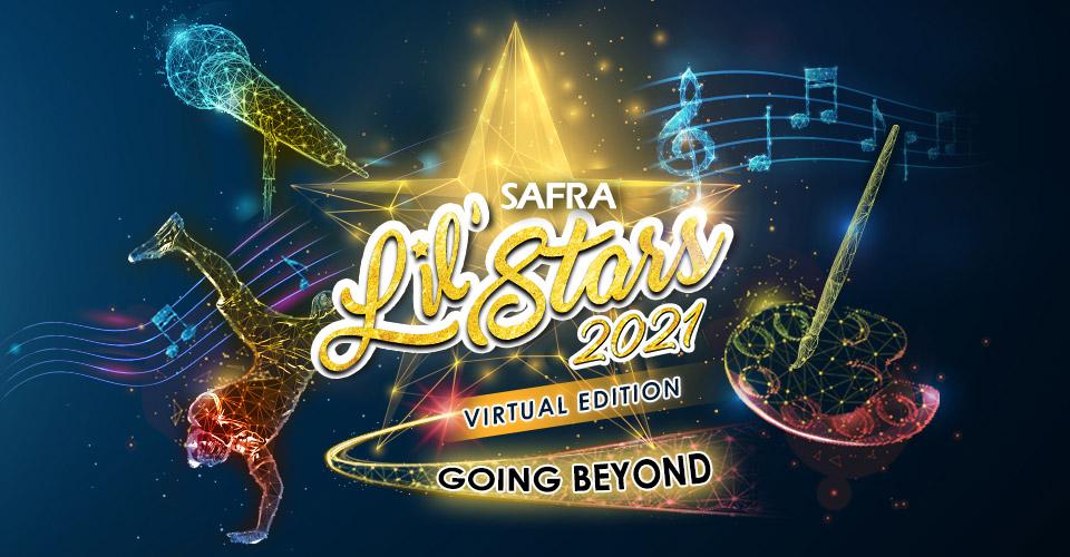 SAFRA Lil' Stars Club 2021 - Virtual Edition