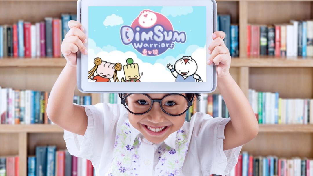 Free 6 months access to Dim Sum Warriors App