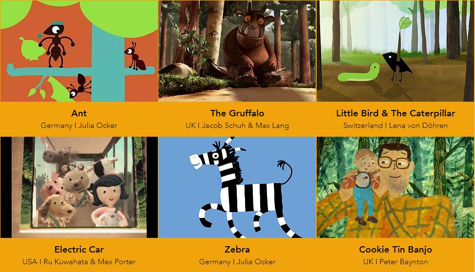 Big Eyes, Big Minds Children's Film Festival