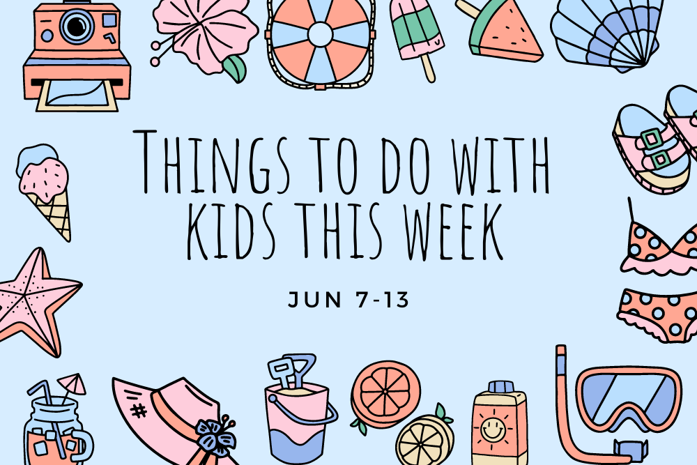 Things to do with kids this week in Singapore