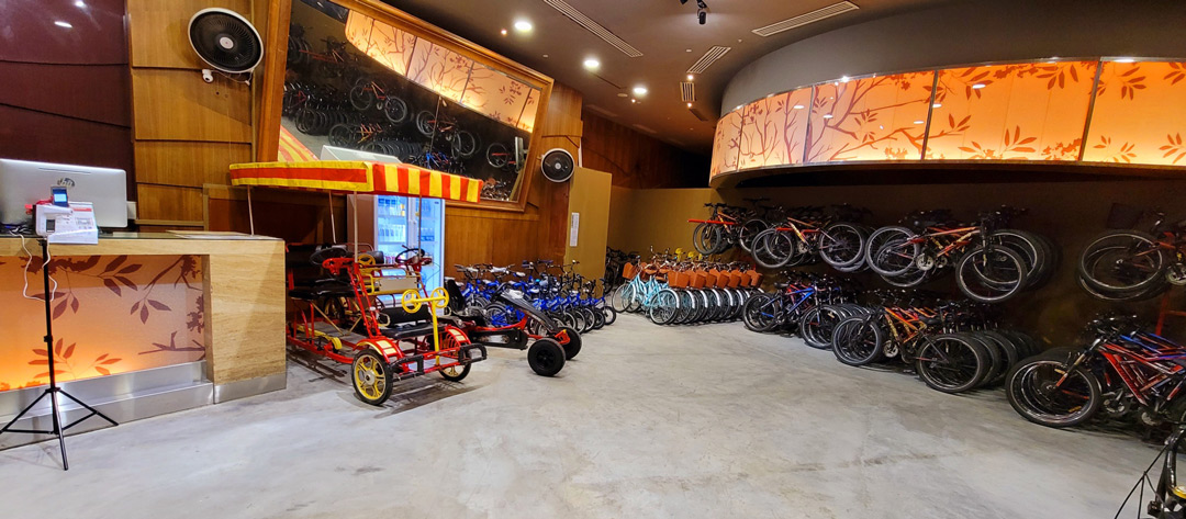 GoCycling @ Marina Bay