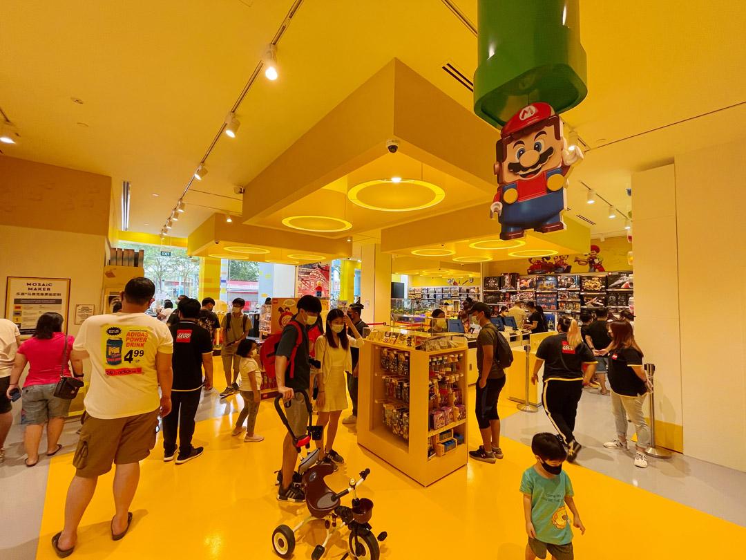 LEGO Certified Store Resorts World Sentosa
