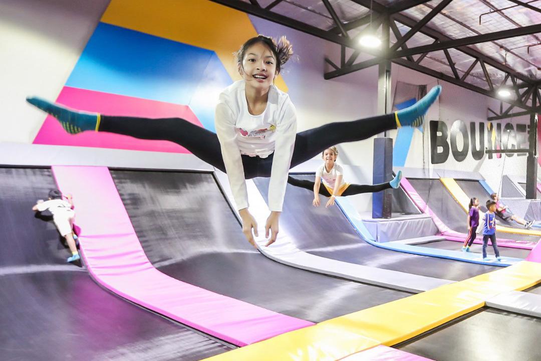 Best trampoline parks in Singapore