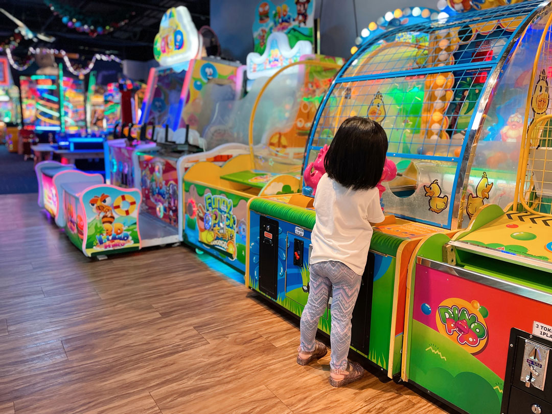 Paco FunWorld Kallang Wave Mall