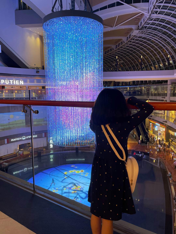 Digital Light Canvas Marina Bay Sands