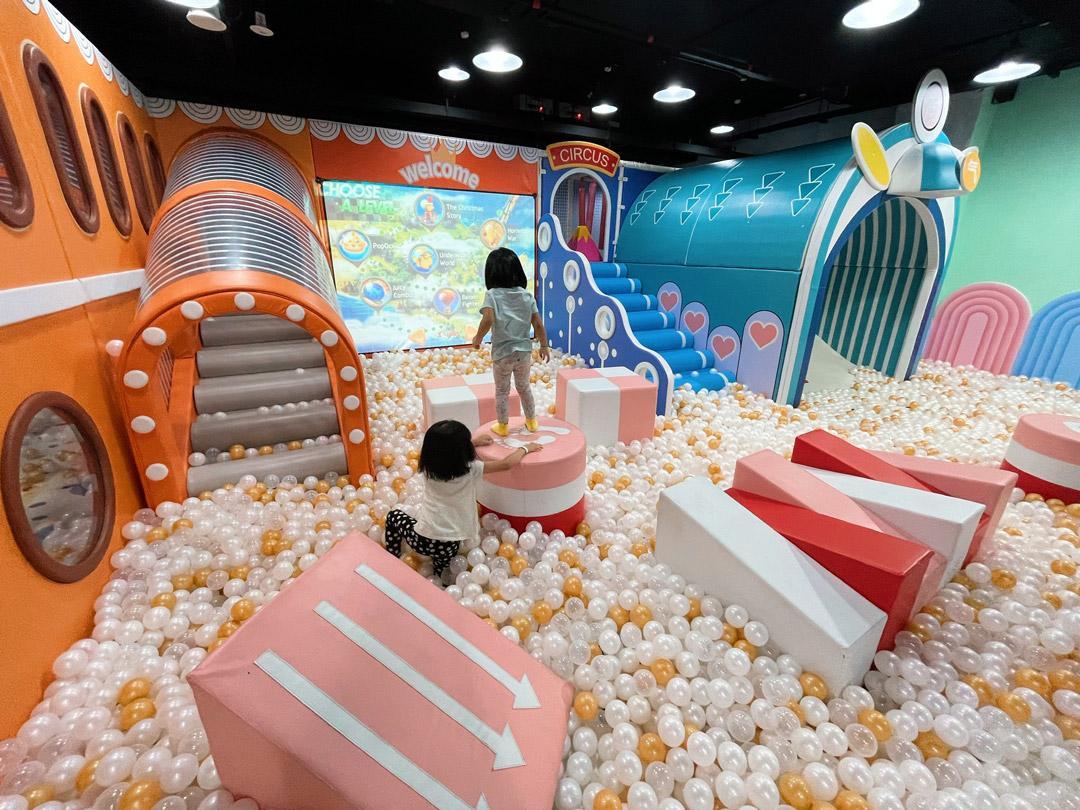 SMIGY Playground at Tiong Bahru Plaza