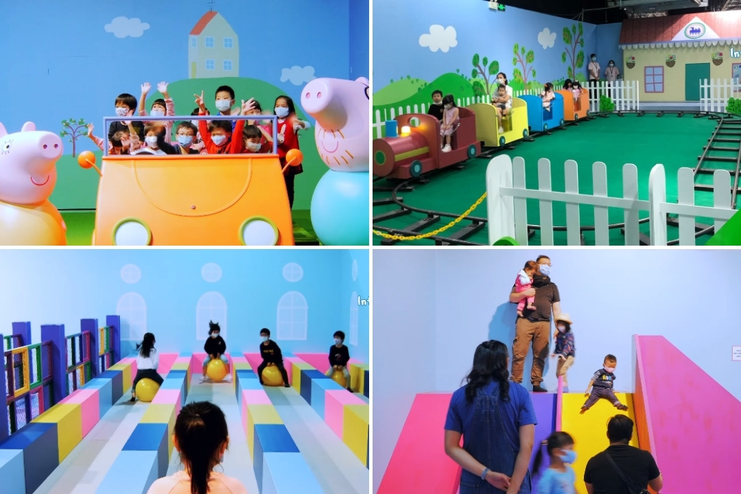Peppa Pig Happy Day Interactive Play