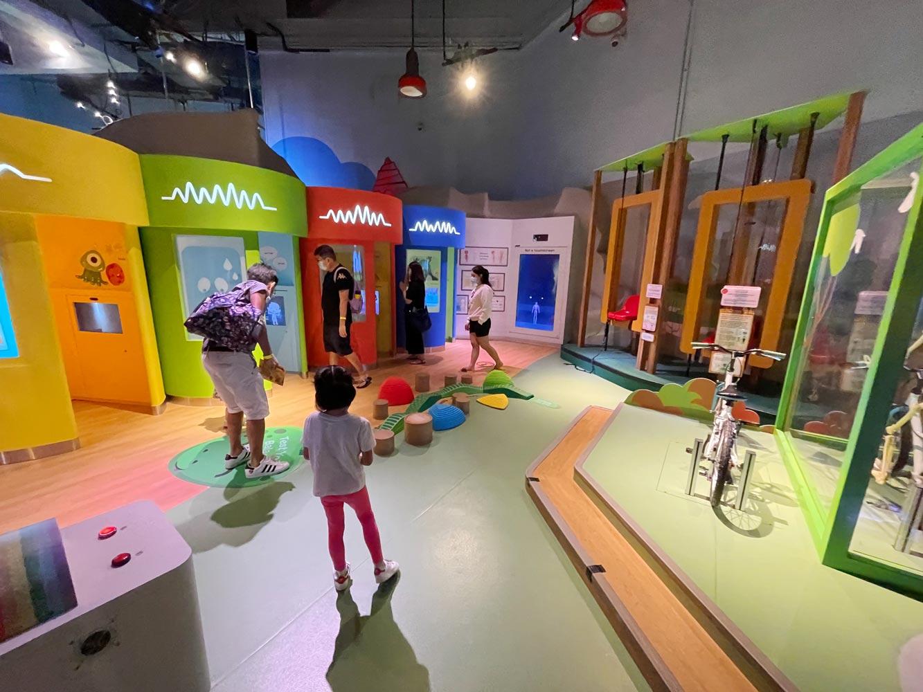 KidsSTOP - Science Centre Singapore