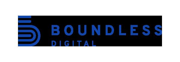 Boundless logo horizontal blue