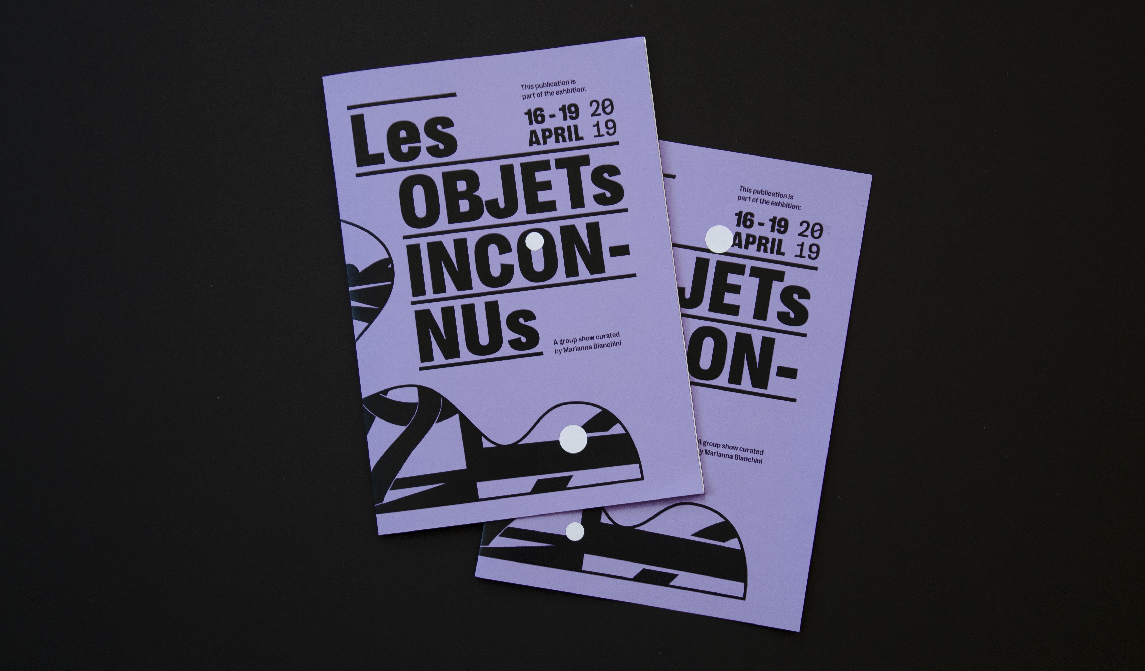 editorial design voor een brochure ontworpen voor een tentoonstelling