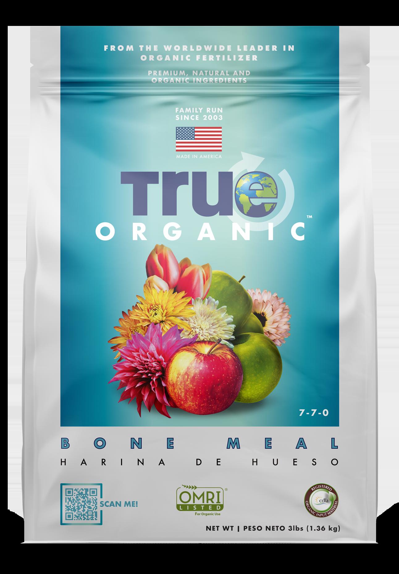Bag Of True Organic Bone Meal