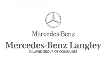 Mercedes Benz Langley