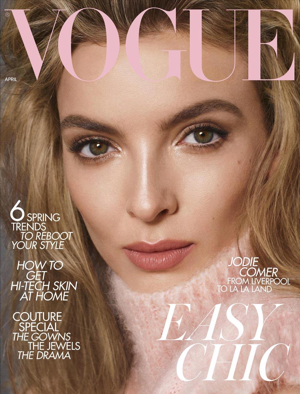 Vogue April 2019