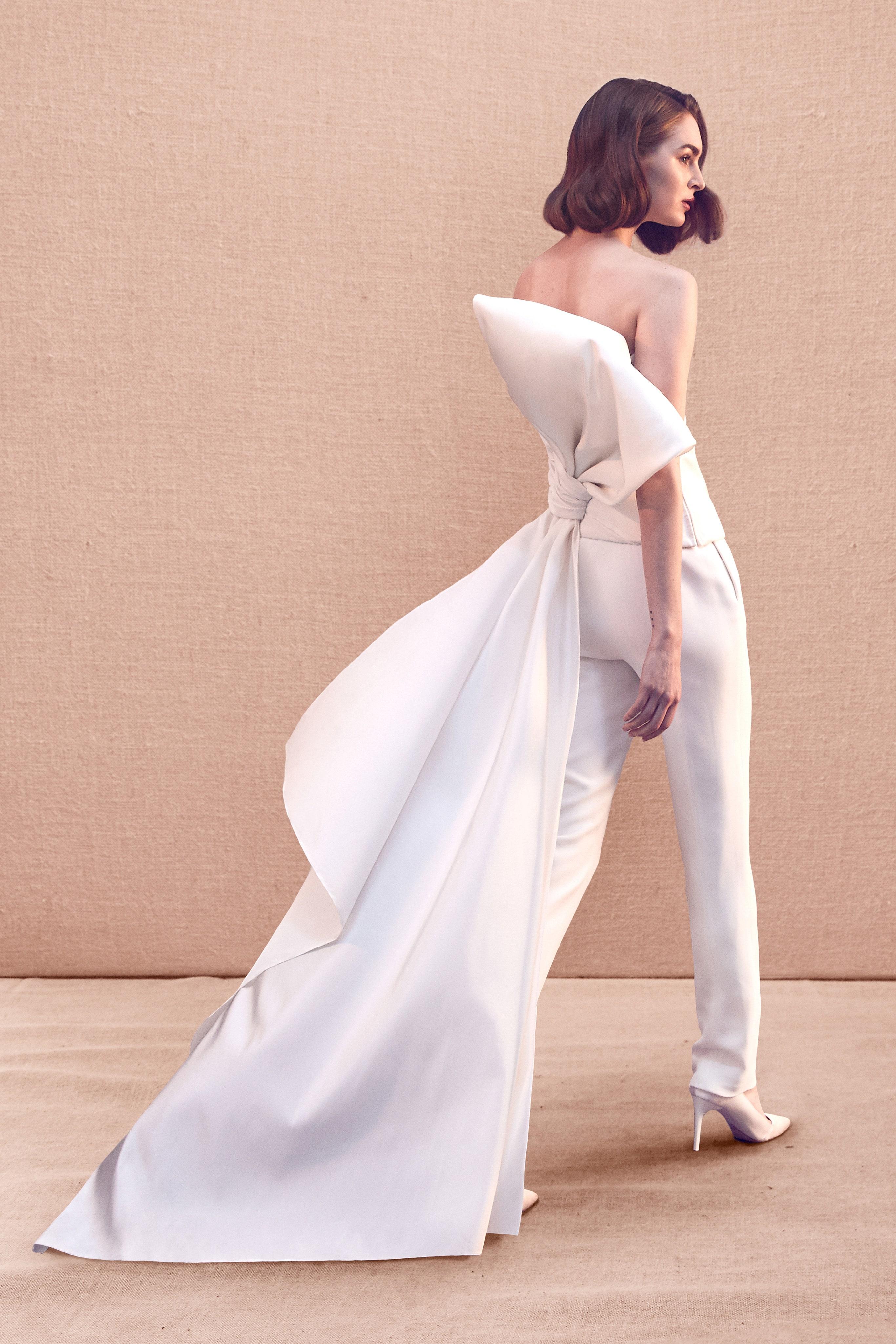 wedding dress blog Oscar de la Renta