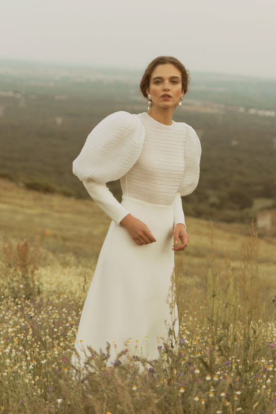 Romancera wedding dress