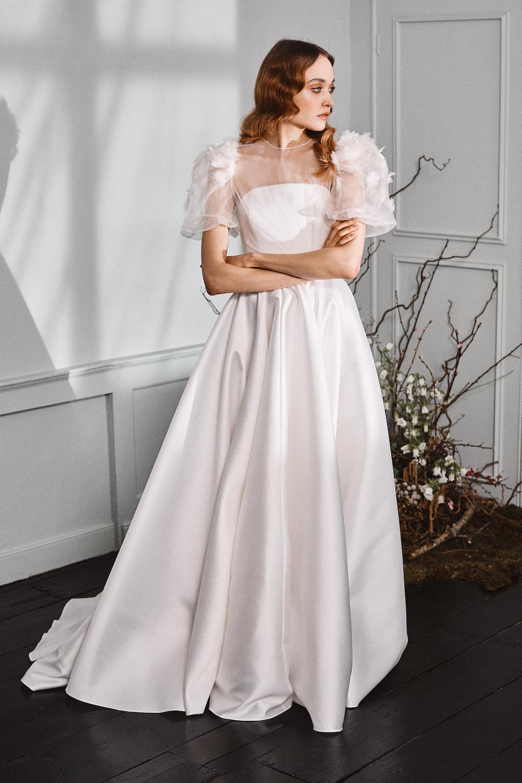 Boston top/Oliver corset/Houghton skirt