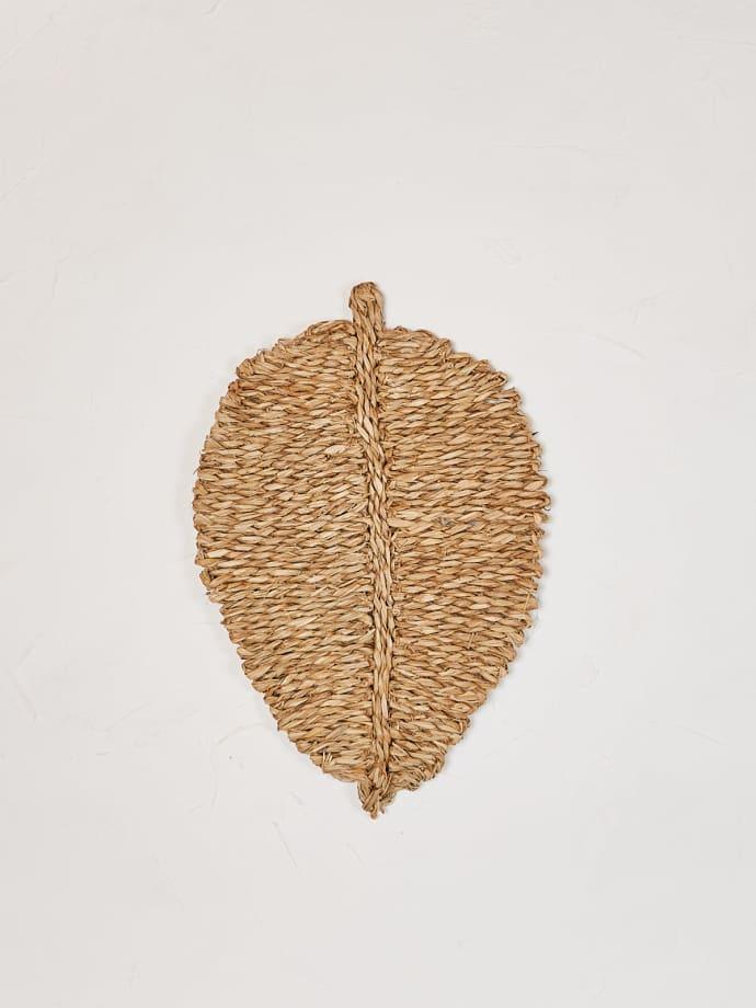 Madam Stoltz Natural Seagrass Placemat