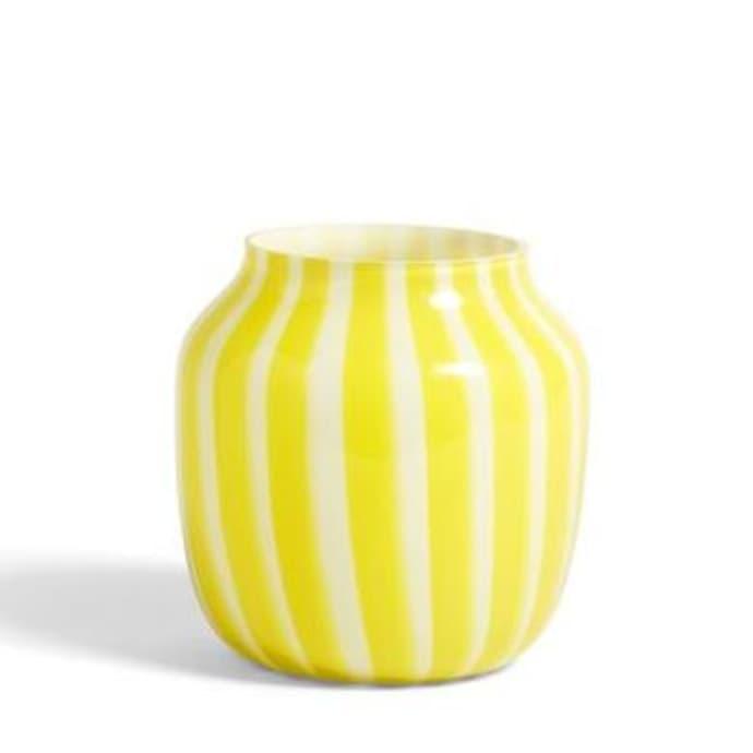HAY Yellow Juice Vase