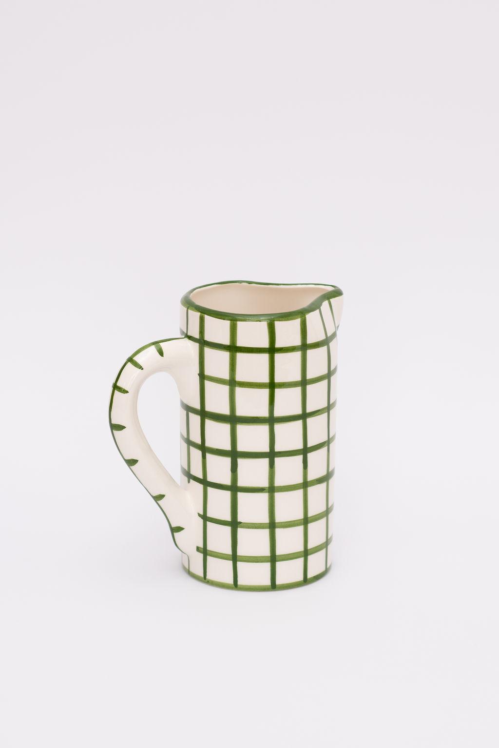DRINK ME Jug - Green - Vaisselle