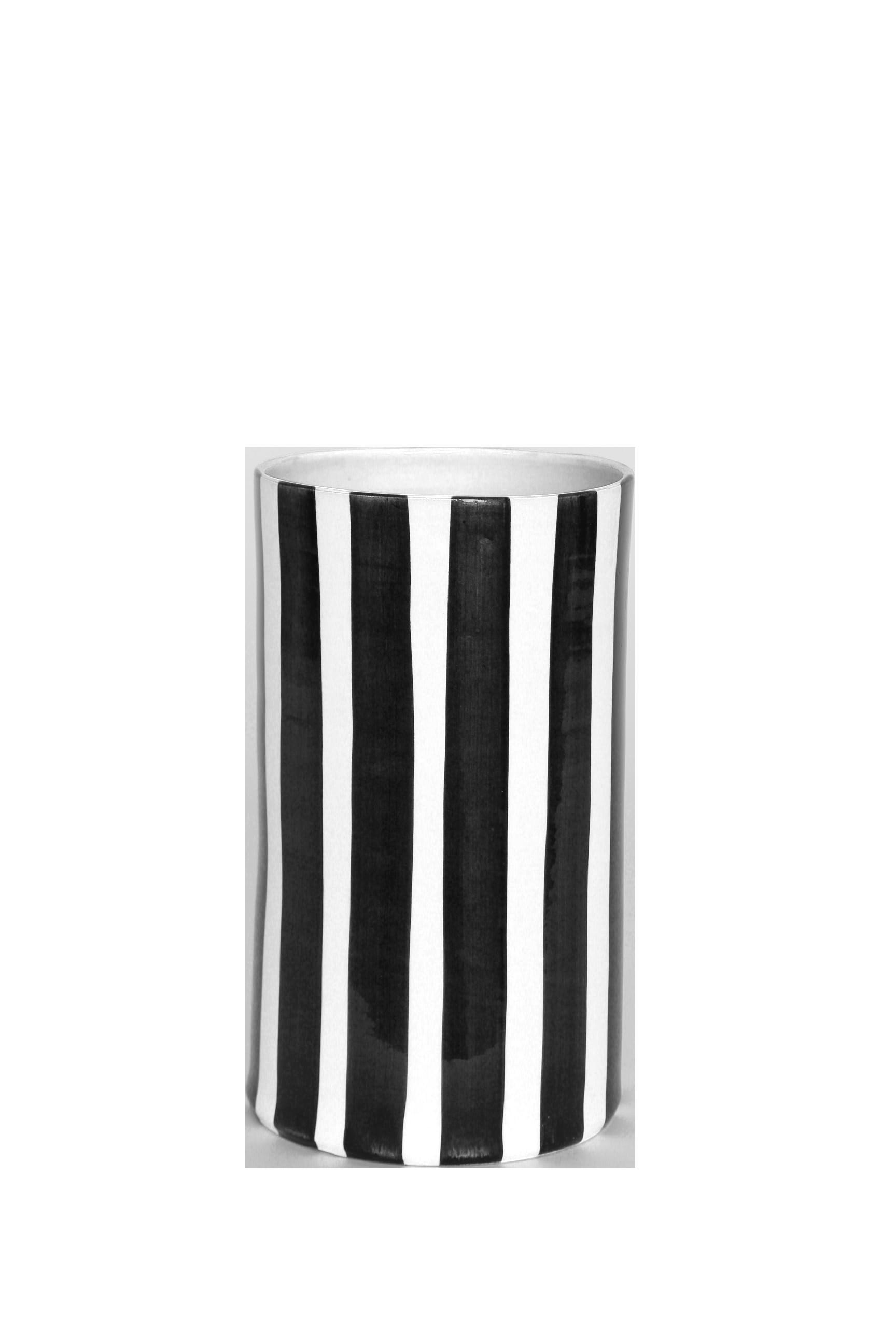 Striped Vase - Handmade in Portugal