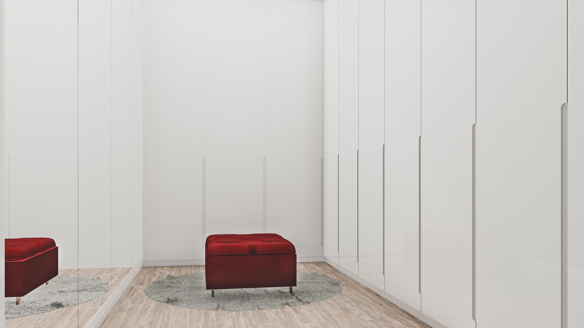 Walk in Closet (T3, T4)