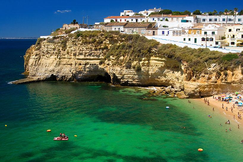 Algarve, Portugal - Forbes bester Wohnort im Jahr 2020