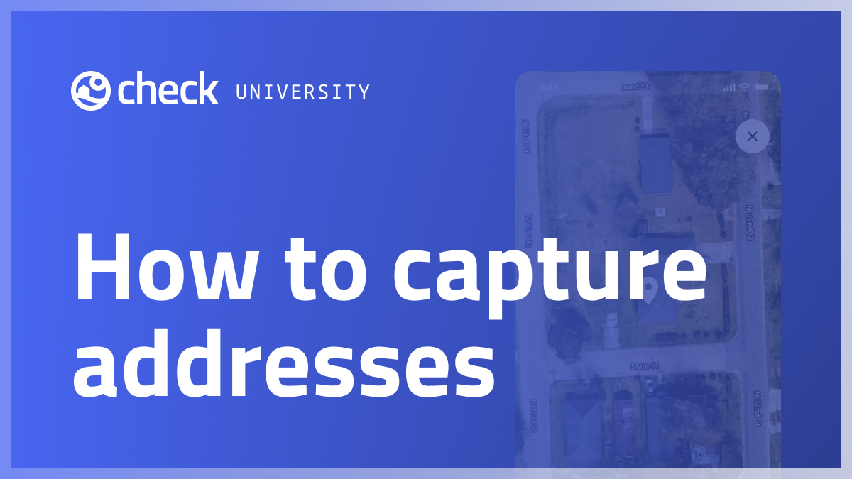 How to auto-capture client addresses