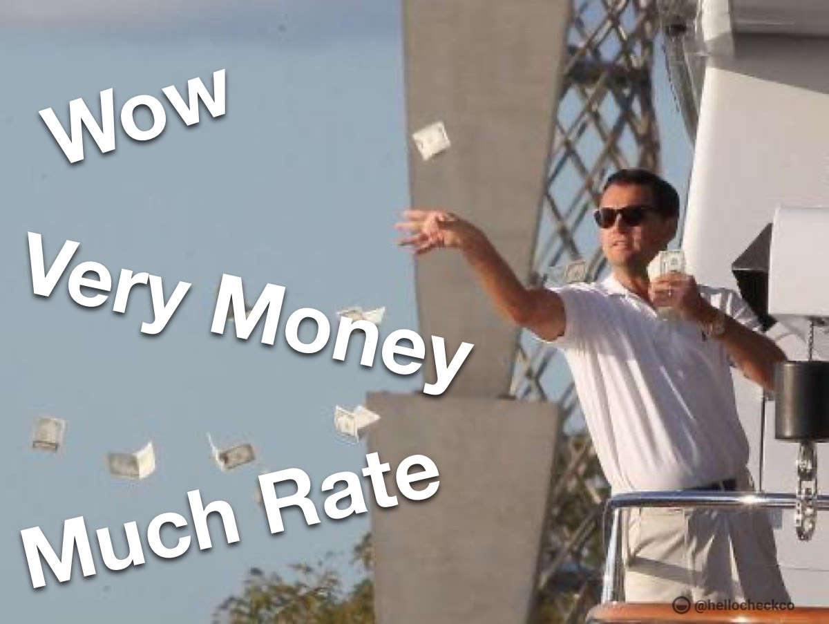 """""""Very Money"""" meme"""