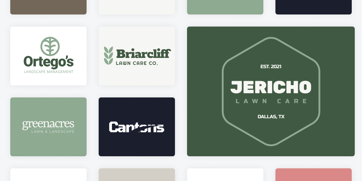 Lawn Care Logos & Branding: Everything you Need to Know