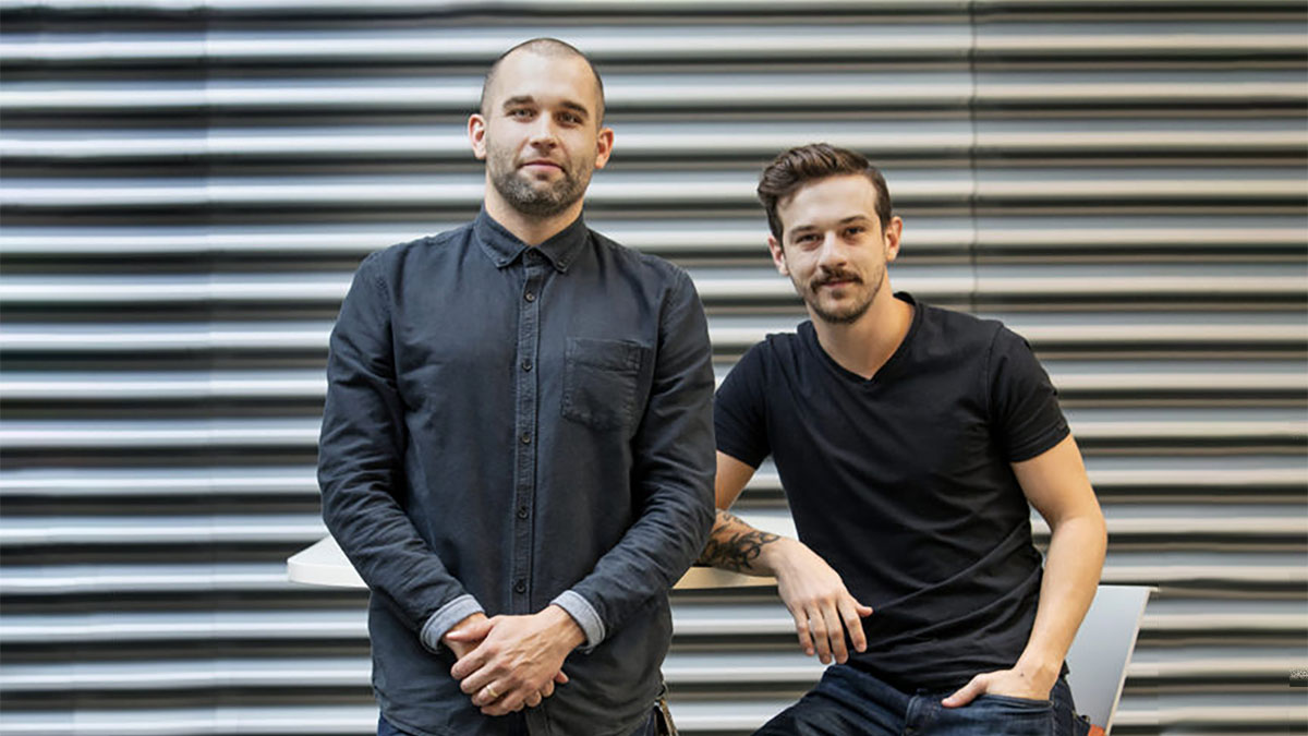 Entrepreneur: Jacob Jolibois and Matthew Armstrong