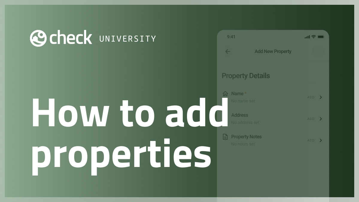 How to add properties