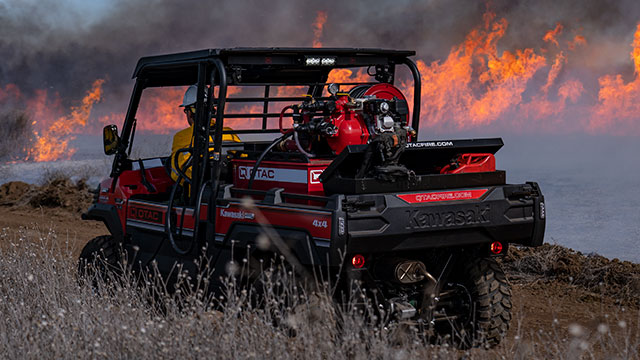 QTAC Fire UTV/ATV Fire, EMS, and Rescue Skids