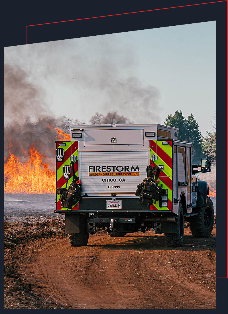 QTAC Fire Our Customers Firestorm Wildland Fire Supression, Inc.