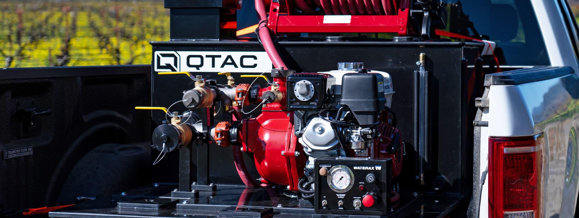 QTAC Tsunami Pro Series Truck Skids