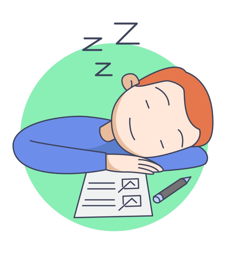 tasks - nothing to do
