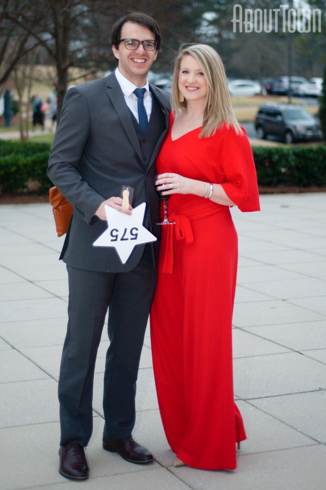 Josh and Rebecca Pilgreen