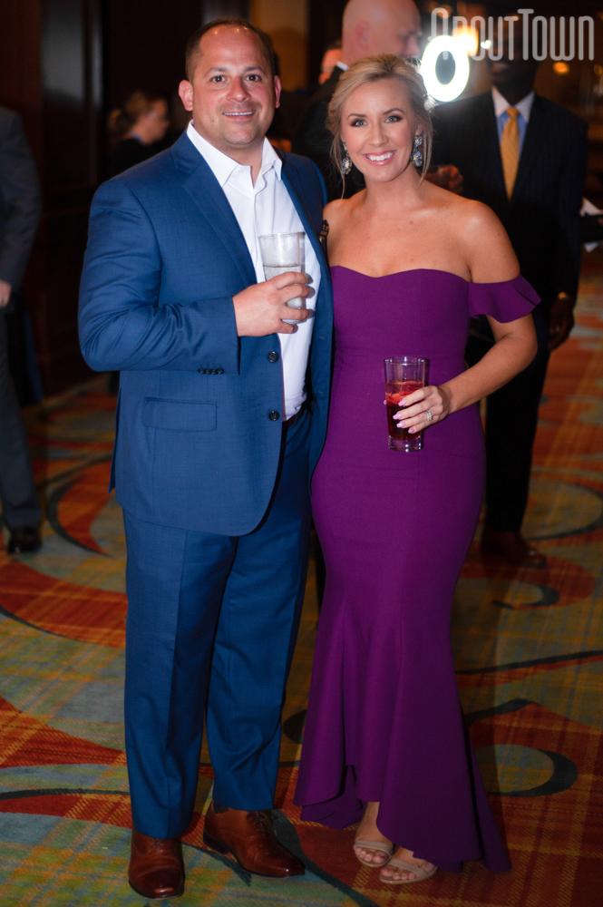 Chris and Jennifer Campisi