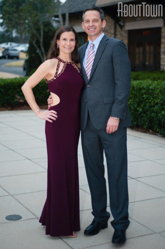 Sarah and Jimmy Glenn