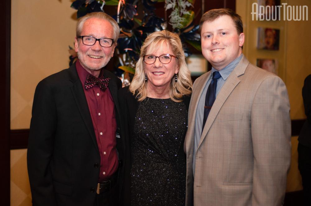 Will and Melanie Martin, Keith Dickey