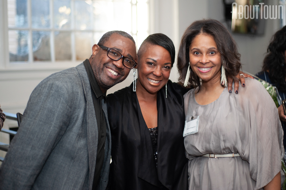 Jeff McDaniels, Caprenia Anthony, Melanie Bridgeworth