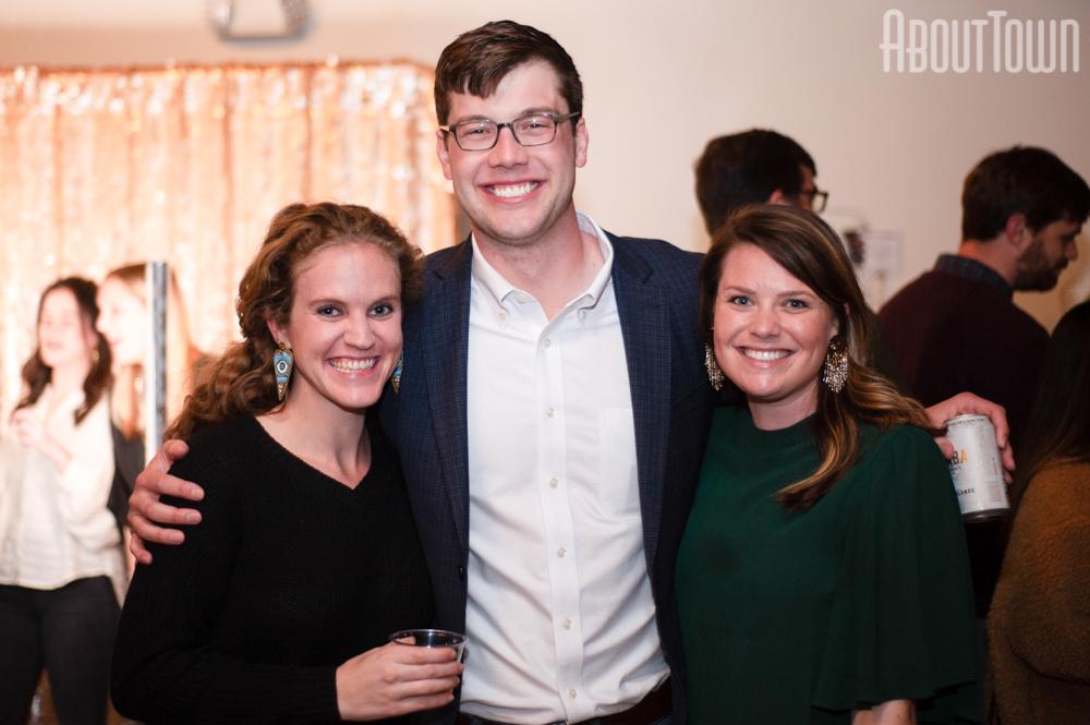 Katherine Jordan, Brinson Porter, Julia Blackerby