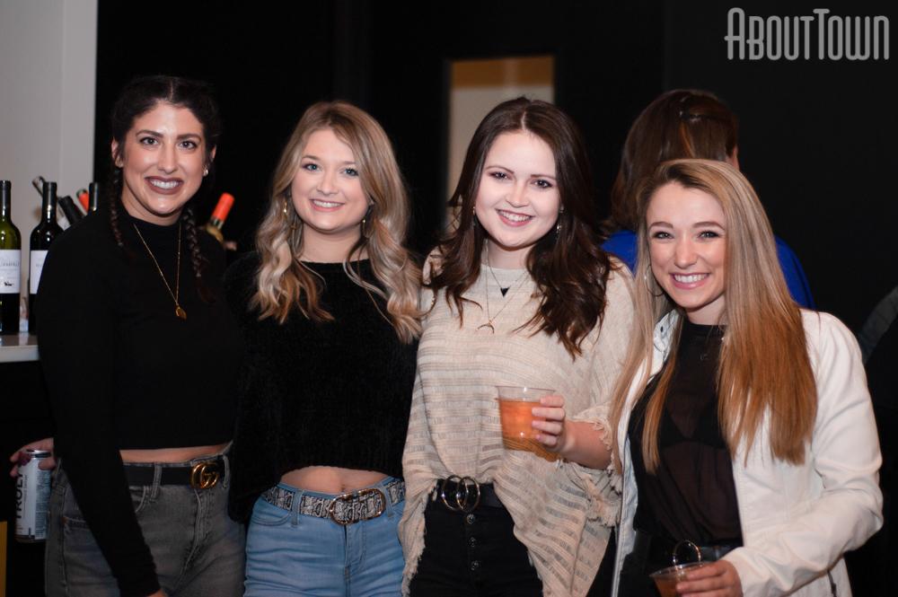 Kelly Campbell, Becca Nelson, Noelle Connor, Arlene Maheu
