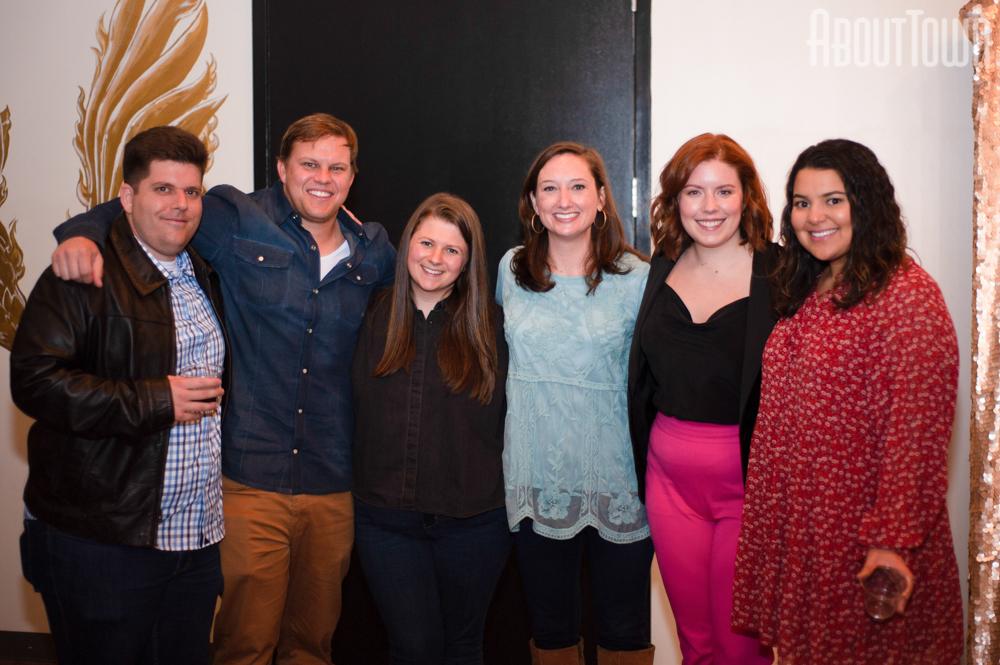 Hamilton Horne, Dagen Hybner, Katie Cox, Ashley Foster, Jess Conger, Isabella Betancourt