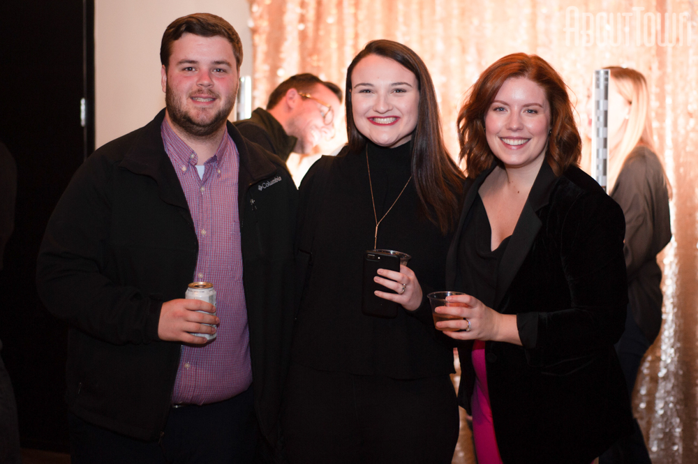 Blake Turbville, Grace Daigle, Jess Conger