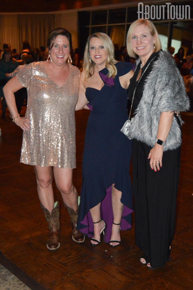 Ashley Berkery, Crissi Waters, Sherry Pigford