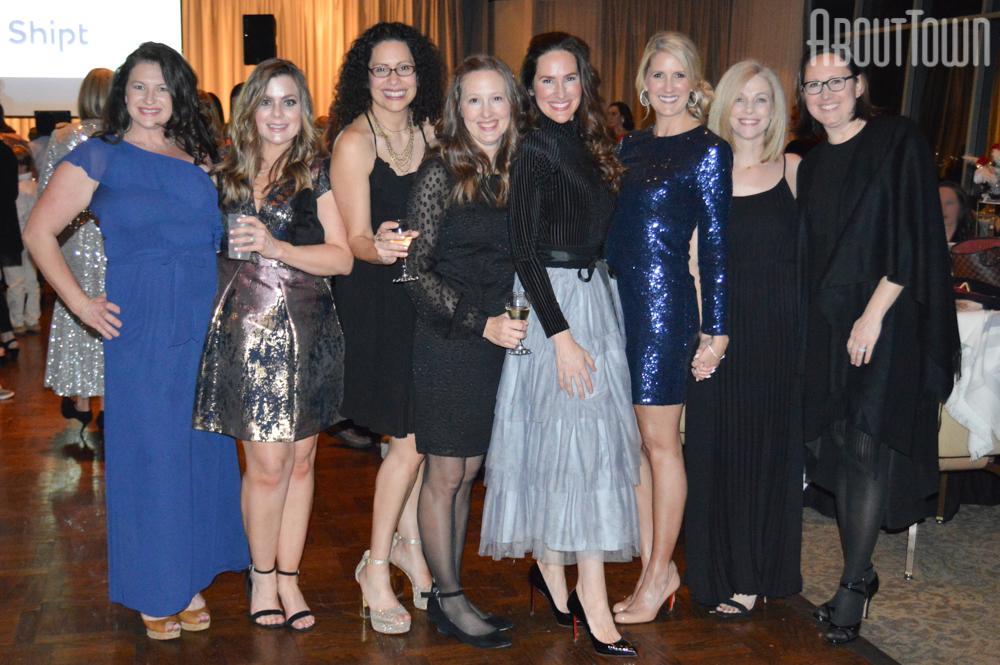 Andrea Newell, Karen Duvdevani, Merritt Parnell, Janet Richey, Krisalyn Riley Crye, Beth Russom, Courtney Kelly