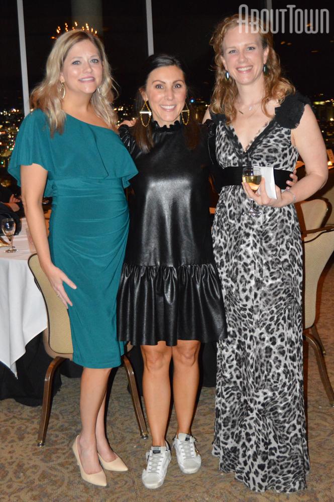 Anna Powell, Audra Eason, Leah Richards