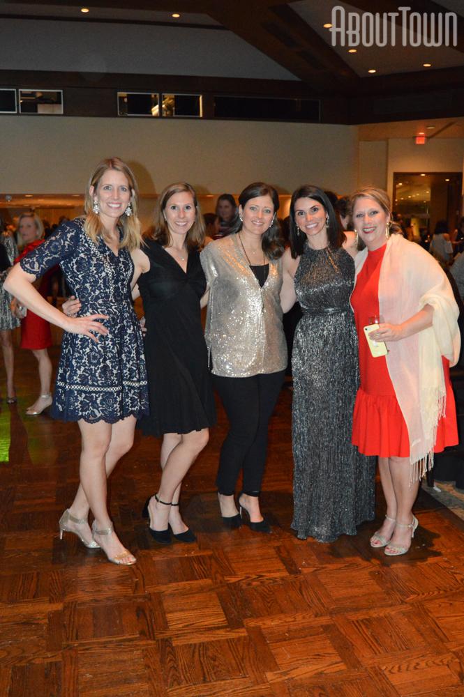 Christie Battle, Melissa Simmons, Julia Denson, Kelly Connelly, Sandy Dodd