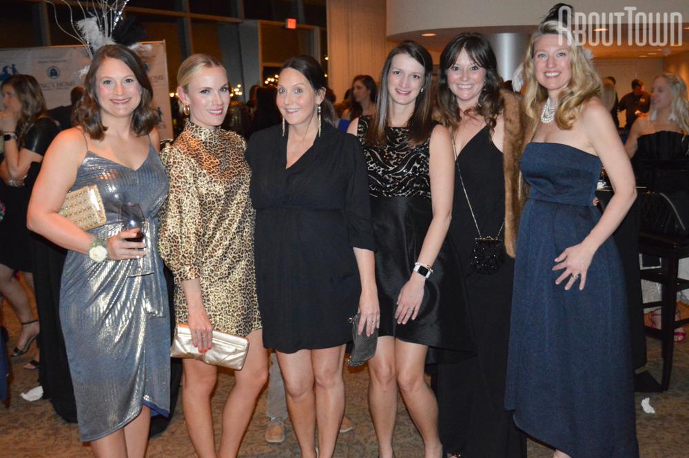 Mary Frances Graves, Sally Williams, Terri Lynn Wallace, Lindsey Hill, Samantha Ebert