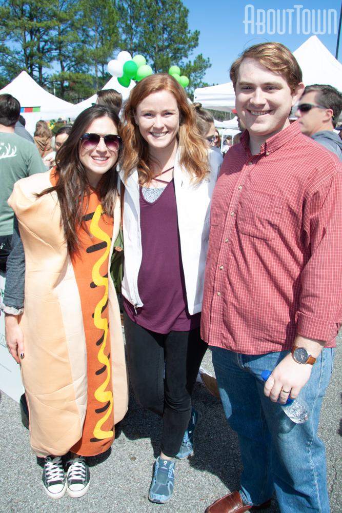 Kendall Gann, Lindsey and Ian Shippey